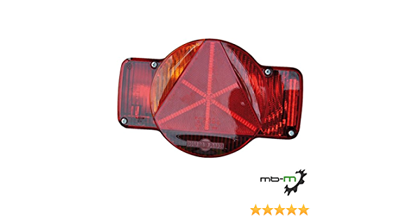 Mb M 901371 Humbaur Multifunktionsleuchte Heckleuchte Links Auto