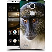Super Galaxy Soft Flexible TPU Slim Fit Cover Case // V00003899 sykes monkey mount kenya // Huawei Ascend Mate 7