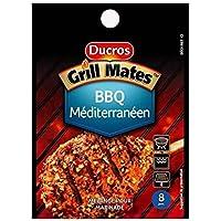 Ducros sachet BBQ méditerranéen 40g - Precio por unidad