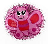 Kühlpad Wärmepad mehrfach Kompresse Kühlkissen Kinder wärmen kühlen Schmetterling