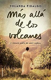 Más allá de los volcanes par Yolanda Fidalgo