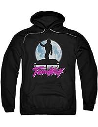 Teen Wolf - Sudadera con Capucha - Manga Larga - Opaco - para Hombre
