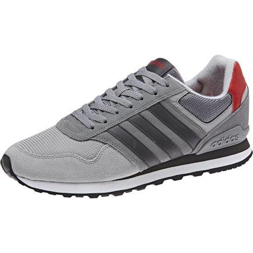 outlet store 26f61 f2517 adidas neo Herren Sneaker grau 44