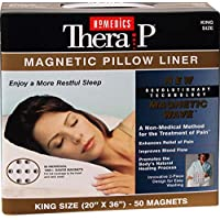 THERAPY HOMEDICS - Revolutionäre Magnetkissenauskleidung für Schmerzlinderung. KING SIZE preisvergleich bei billige-tabletten.eu