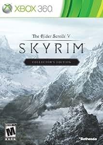 Elder Scrolls V: Skyrim Collector's Edition XBox360 US Version