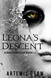 Book cover image for Leona's Descent: Zodiac Assassins Book 1.5