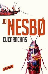 Cucarachas par Jo Nesbo