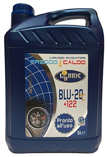 LIQUIDO ANTIGELO FREDDO E CALDO -20 KG 5