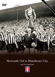 1955 FA Cup Final Newcastle United v Manchester City [DVD]