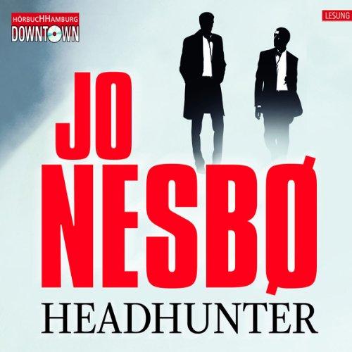 Buchseite und Rezensionen zu 'Headhunter' von Jo Nesbø