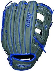 Wilson Team Sport A500 Gants de Baseball Mixte