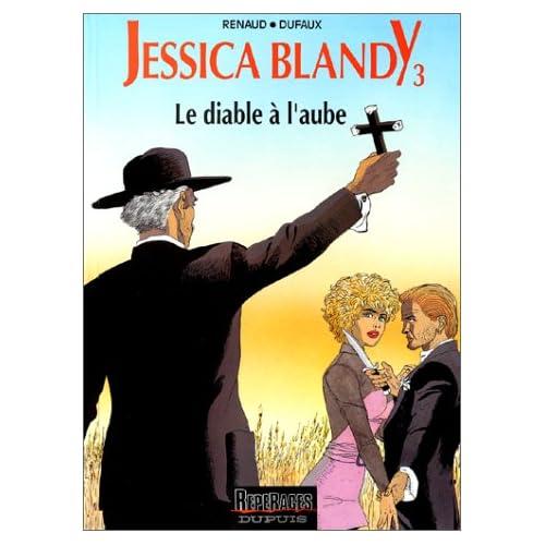Jessica Blandy, tome 3 : Le Diable à l'aube