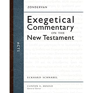 Acts (Zondervan Exegetical Commentary on the New Testament Book 5) (English Edition)