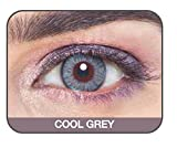 Cool Gray GLAMOUR EYE Color Contact Lens...
