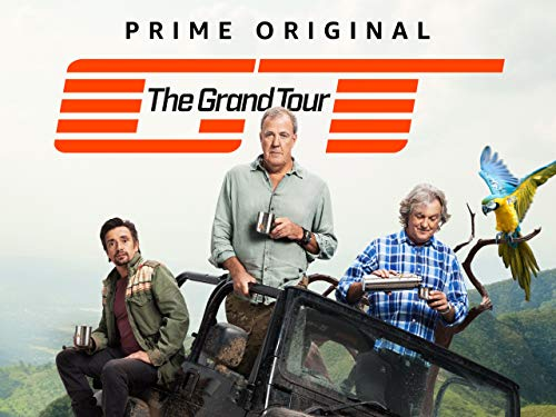 The Grand Tour - Staffel 3 [dt./OV]