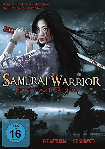 Satana Kostüm - Samurai Warrior
