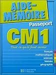 Aide-M�moire Passeport : CM1 - 9-10 ans