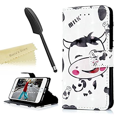 Mavis's Diary iPhone 7 Case ,iPhone 7 Flip Case 4.7