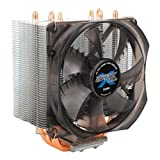 Zalman CNPS10X Optima - Ventilador de CPU (1700 rpm, 28 dB, 120 mm), gris