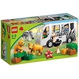 LEGO DUPLO 10502 -  Zoo: El Autobús del Zoo: