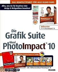 Die Grafik Suite Ulead Photoimpact 10