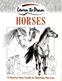 Horses (Collins Learn to Draw)