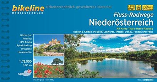 Niederösterreich Fluss-Radwege GPS
