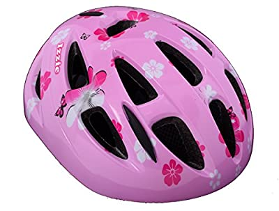 "Professional Izzie Girls 20"" Wheel Kids Bike Pretty Pink Dolly Seat, Streamers & Izzie Helmet 55-59cm Pink Age 7+ from Professional"