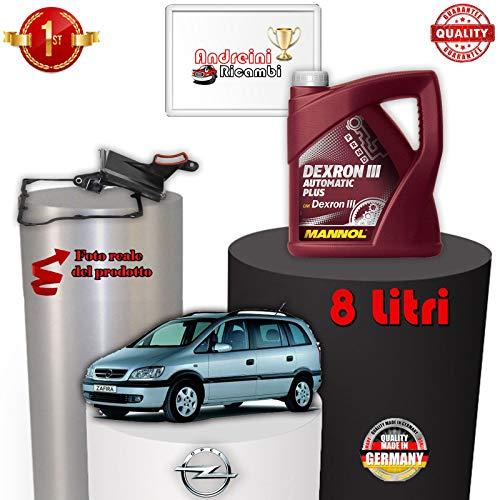 KIT FILTRO CAMBIO AUTO E OLIO ZAFIRA A 2.0 OPC 147KW DAL 2002 -> 2005 1067
