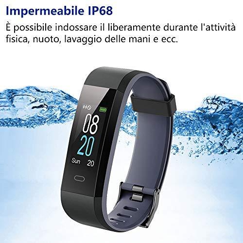 Zoom IMG-1 willful orologio fitness tracker uomo