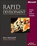 Rapid Development: Rapid Devment _p1 (Developer Best Practices) (English Edition)