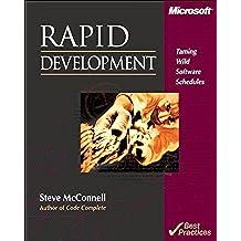 Rapid Development: Rapid Devment _p1 (Developer Best Practices)