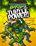 Teenage Mutant Ninja Turtles – Turtle Power!: Colouring and Drawing Book