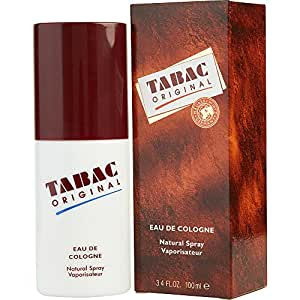 TABAC ORIGINAL by Maurer & Wirtz EAU DE COLOGNE SPRAY 3.4 OZ for MEN ---(Package Of 6)
