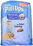 Huggies Pull Ups Pack de 16 culottes d'apprentissage - Taille S (8–15kg)