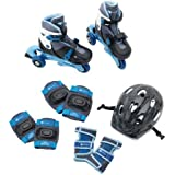 ItsImagical - Rolling Set Evolution Blue, patines evolutivos de color azul (Imaginarium 69145)