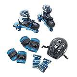 ItsImagical 69145 - Kit Pattini Rolling Set Evolution Blue