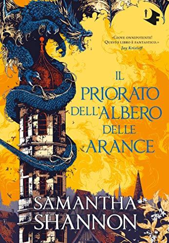 Il priorato dell'albero delle arance (Italian Edition)