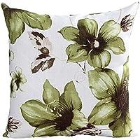 Longra Fiori modello di divano-letto casa Copricuscino Decor Verde