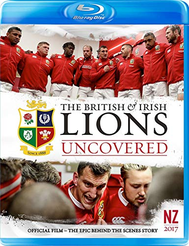 British and Irish Lions 2017: Lions Uncovered [Blu-ray] [UK Import]