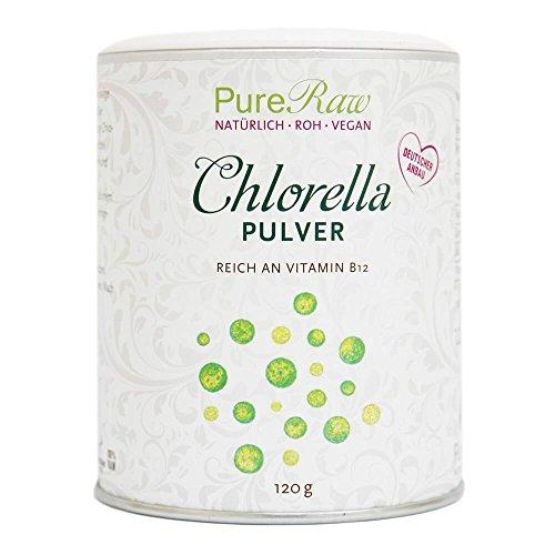 Chlorella Pulver (Deutschland), 120 g (Roh) (1)