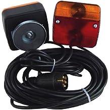 Berger + Schröter 20125Key Chain Light 3multicámara con soporte magnético