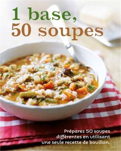 1 base, 50 soupes