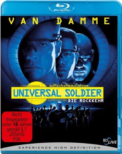 Universal Soldier - Die Rückkehr [Blu-ray]
