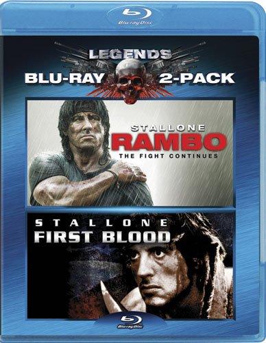 Bild von Rambo: Fist Blood & Rambo: The Fight Continues [Blu-ray]