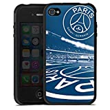 DeinDesign Apple iPhone 4 Coque en Silicone Étui Silicone Coque Souple Paris...