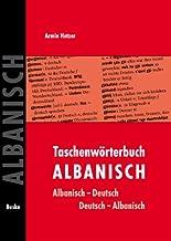 Taschenwörterbuch Albanisch: Albanisch-Deutsch / Deutsch-Albanisch hier kaufen