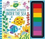 Fingerprint Activities Under the Sea