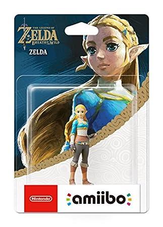 amiibo Zelda Scholar (colección Zelda)