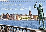 Kreuzfahrt zu den Metropolen der Ostsee - Conrad Stein Verlag (Tischkalender 2019 DIN A5 quer): Der Kalender folgt den Routen der ... (Monatskalender, 14 Seiten ) (CALVENDO Orte)